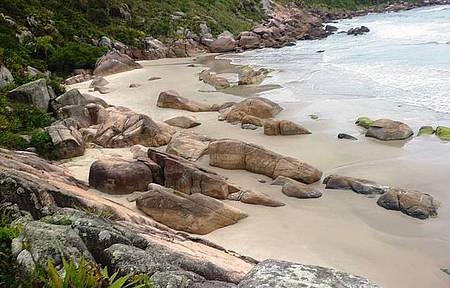Praia Próxima a Pra de Palmas