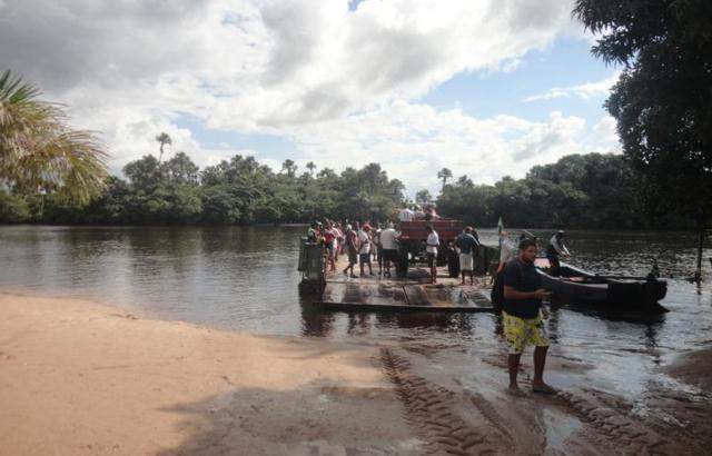 Travessia do Rio Preguiças
