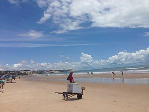 O Mar estava muito Tranquilo, a minha filha vai adorar!!