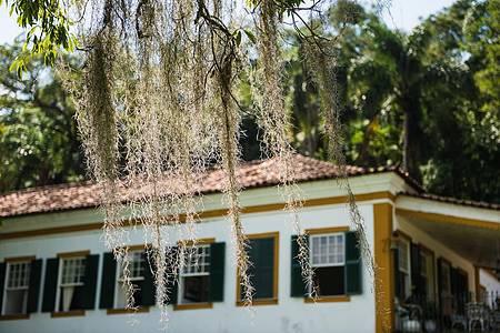 Fazenda Vista Alegre - O charme típico das janelas do século 19