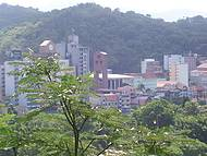Blumenau vista do centro
