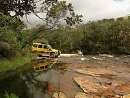 Cachoeiras da cidade de Carrancas estão entre os roteiros