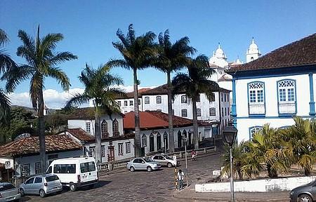 Linda imagem de Diamantina - Palmeiras de Diamantina