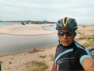Passeio de bicicleta