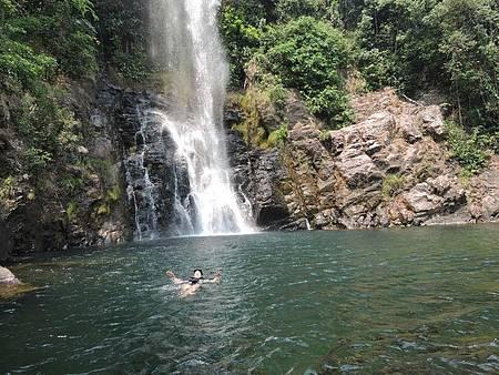 Cachoeira da Serra Azul - Cachoeira Serra Azul - Sesc - Bom Jardim