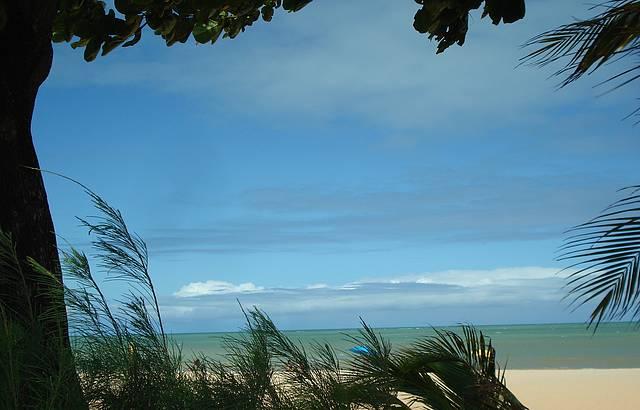 A tranquilidade de Cabo Branco