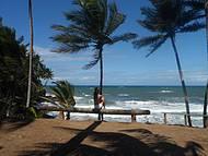Trilha da praia da Engenhoca para Itacarezinho