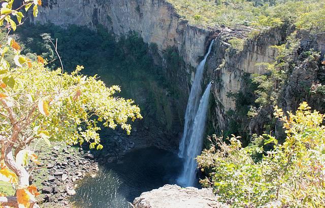 Salto do Rio Preto - 120 m