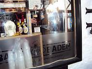 Vitrine da cervejaria
