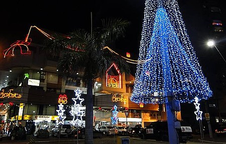 Pelinca - No natal