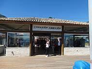 Estação Abraão