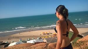 Esticar em Canoa Quebrada