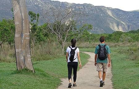 Explorar o Parque Nacional da Serra do Cipó - Acessos mapeados facilitam o trekking