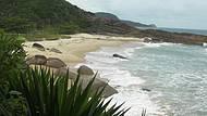 Praia em Trindade...