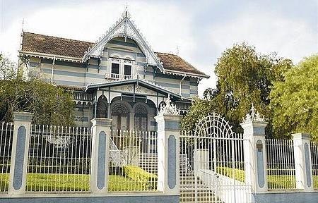 Casa da Cultura (Instituto Moreira Salles) - Eventos movimentam o belo espaço