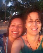 Claudiana e Dilma